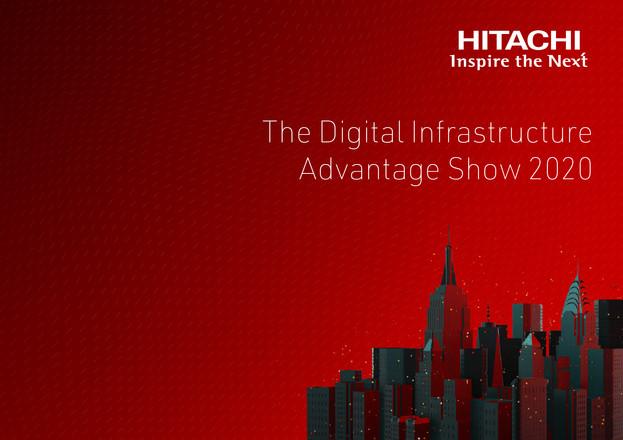 Hitachi Virtual Event