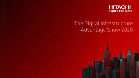 Hitachi - Virtual Event