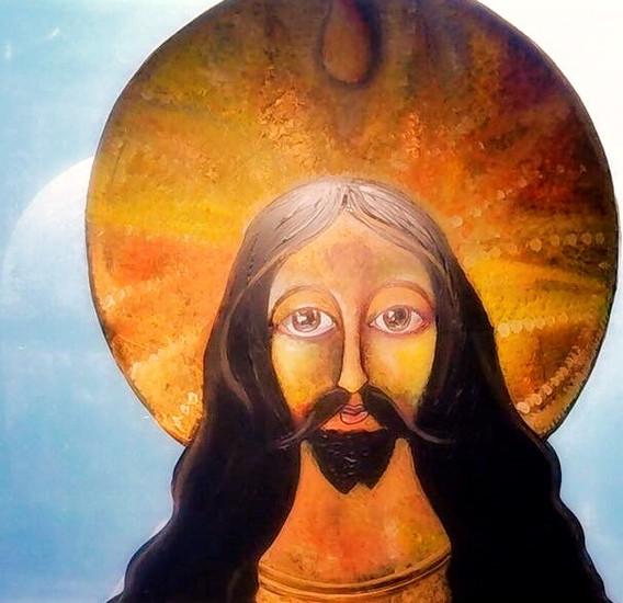 Jesus Somewhat Whitewashed
