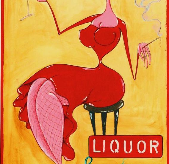 Liquor and Flowers