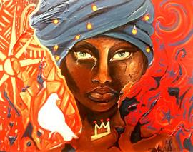 African Cleaning Queen in Beirut