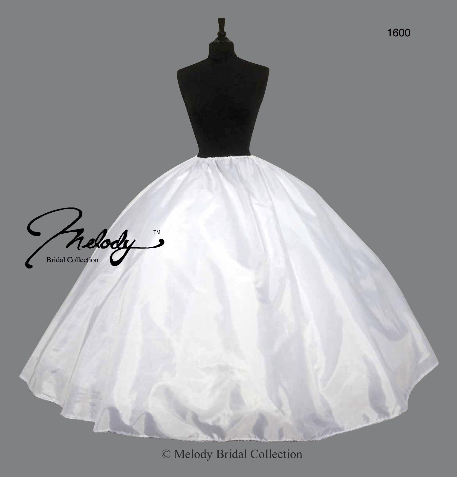 petticoat 1600