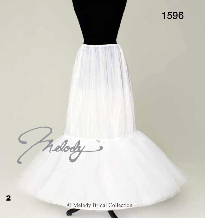 petticoat 1596