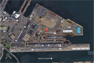 How did Clarke Living and The Charlestown Navy Yard Collide?
