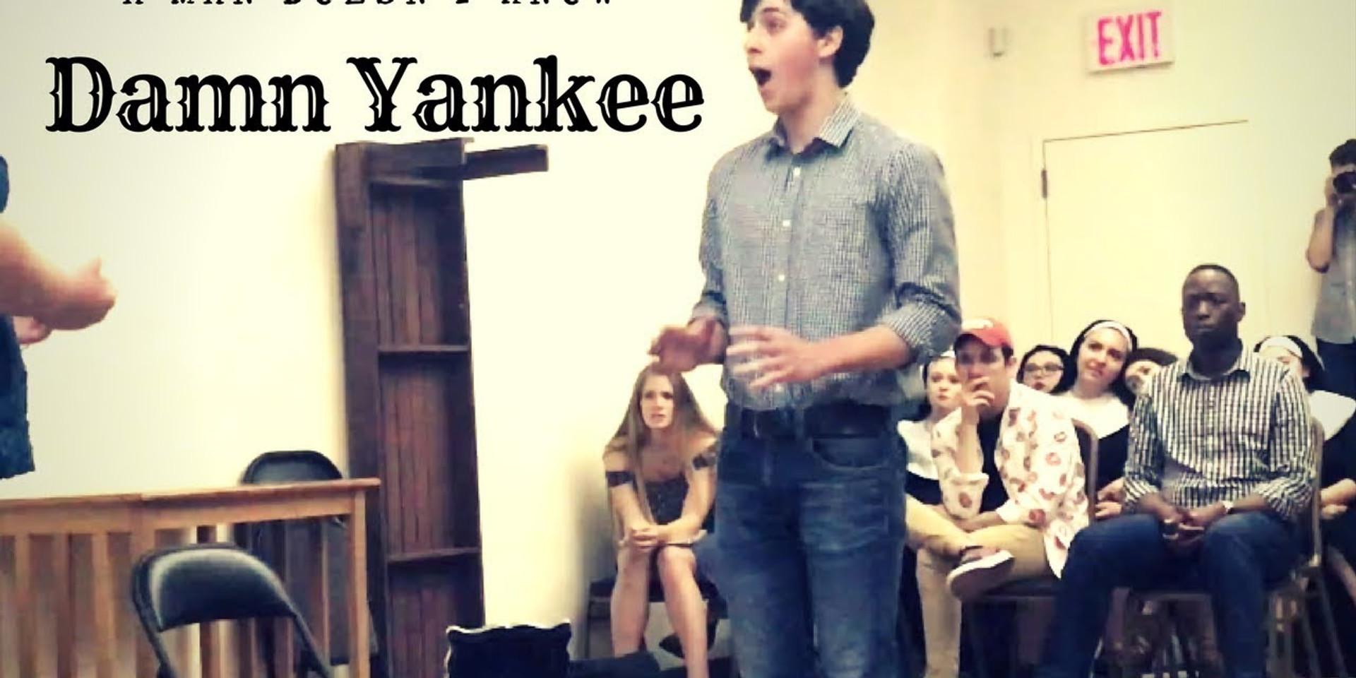 Damn Yankee - Stella Adler Summer Program
