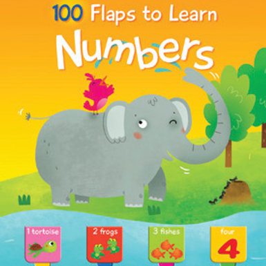 100 Flaps: Numbers