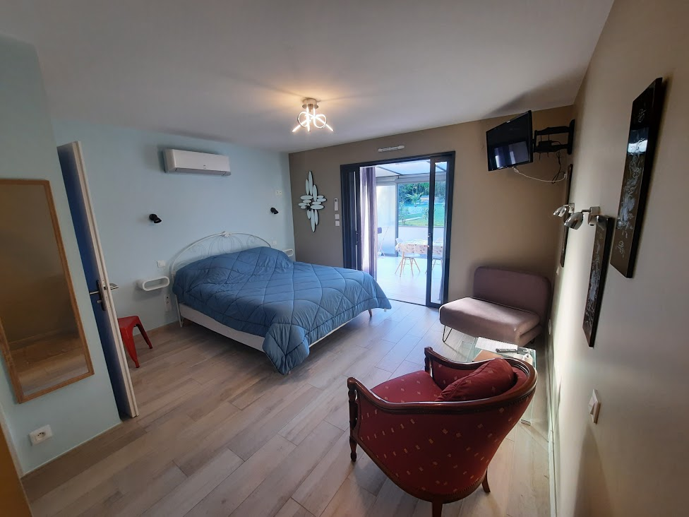 chambre La Sauvajou
