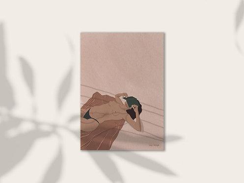 website free the nip illustration art print mockup by lugi design