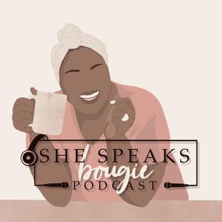 She-Speaks-Bougie-Logo-and-Illustration.