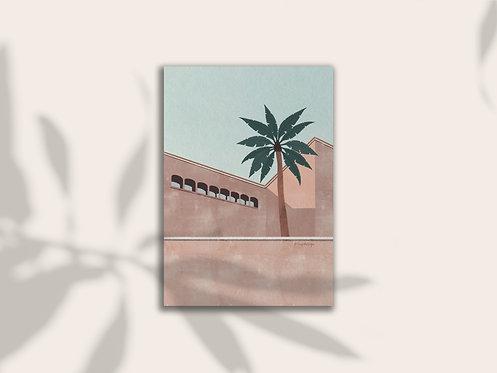 Barcelona Print Lugi Design