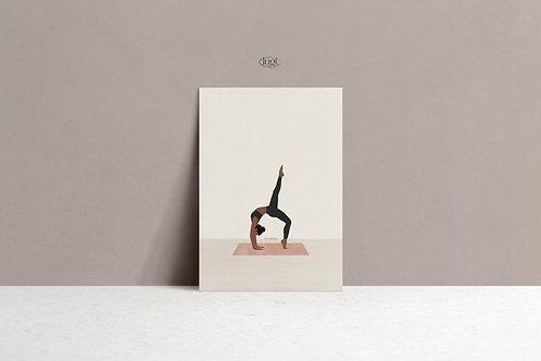 International Yoga Day Print