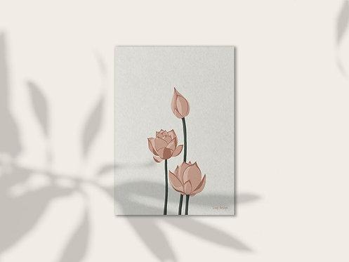 In Bloom Print A3