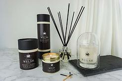Welsh-Candle product range luxury slate