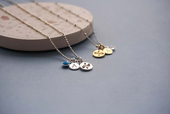 Tiafi-Product-Shots silver and gold neck