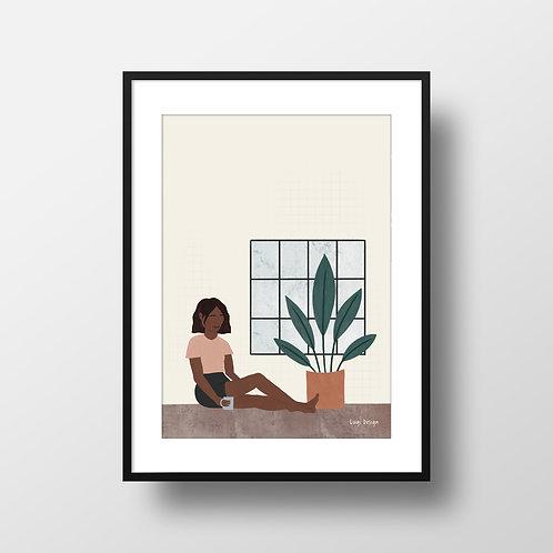Relax Print Lugi Design