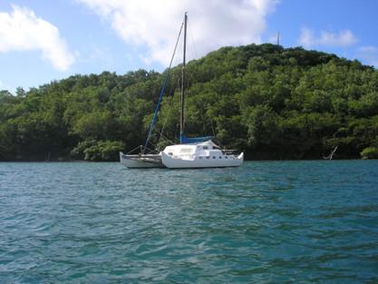 Launching the Varadero Aruba Boat Brokerage department.