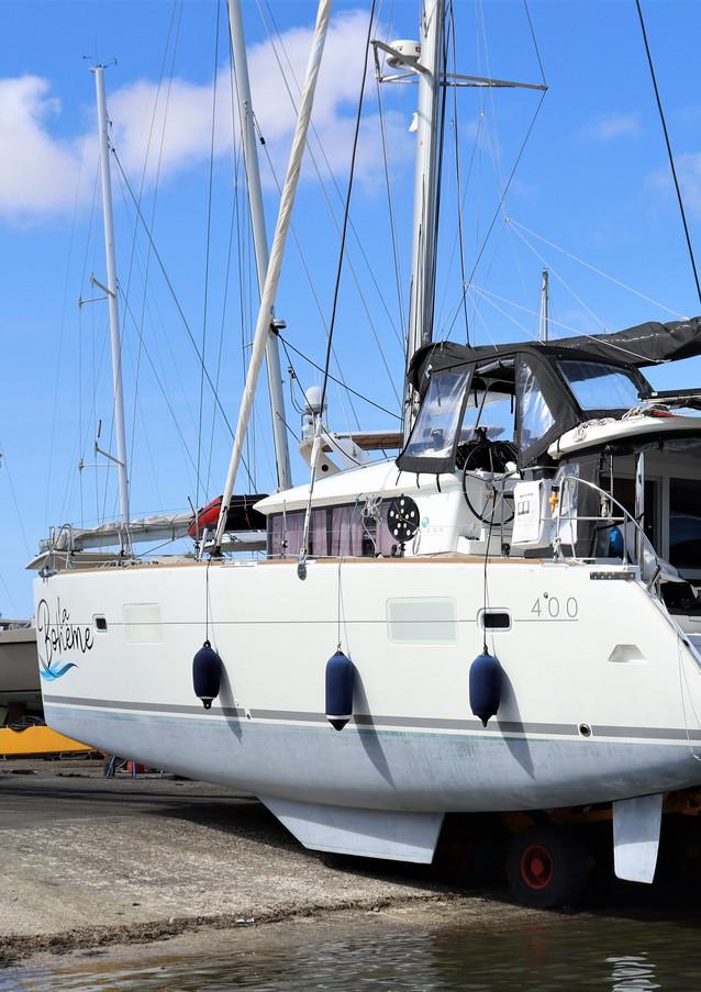 Aruba boat storage