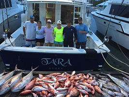 Aruba Deep Sea Fishing and Sailing Charters