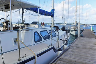 Aruba Marina Wet Slips