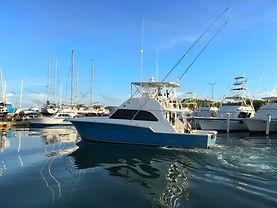 Aruba boat brokerage