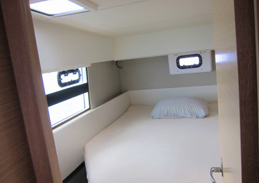 Owners' cabin