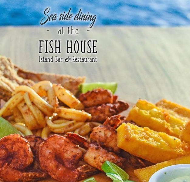Fish House Island Bar and Restaurant
