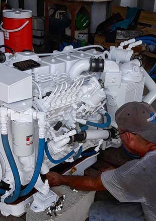 Aruba Cummins Engines