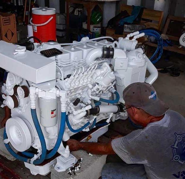 Aruba Cummins Engines