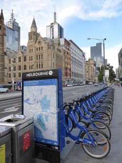 Melbourne bikes