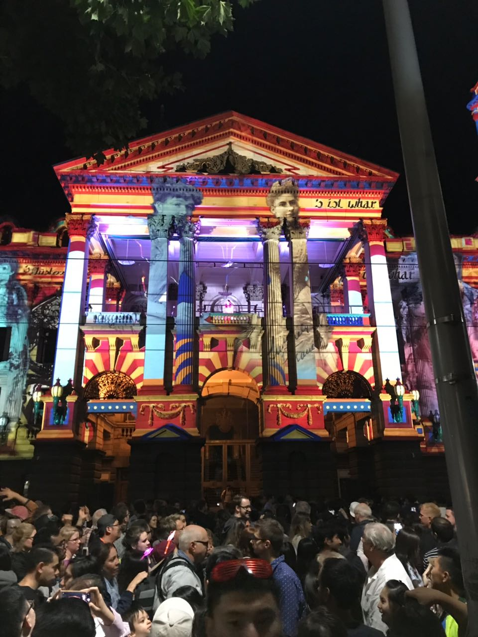 Melbourne Festival of Light 2018