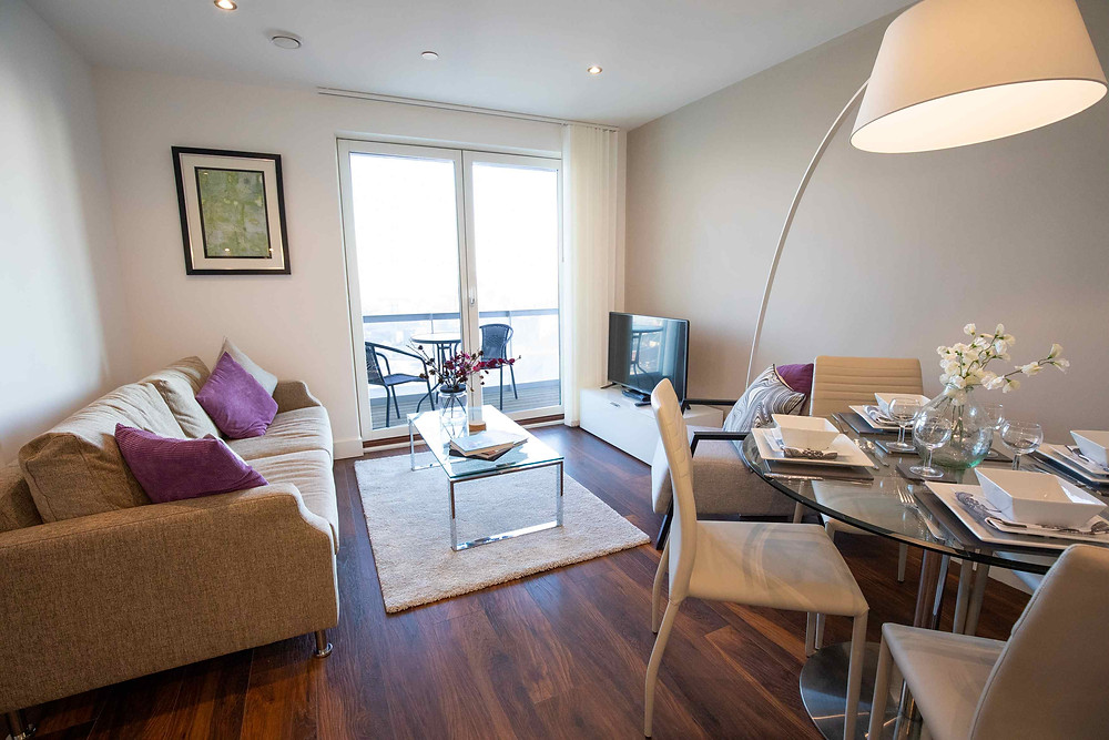 Manchester serviced apartment