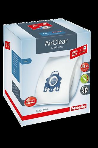 XL-Pack GN AirClean 3D(8 pck)