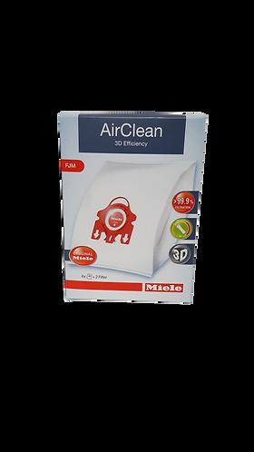 AirClean 3D Efficiency FilterBags™ Type FJM