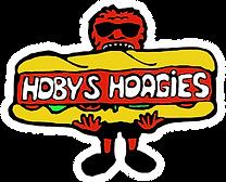 Hoby's Hoagies Logo