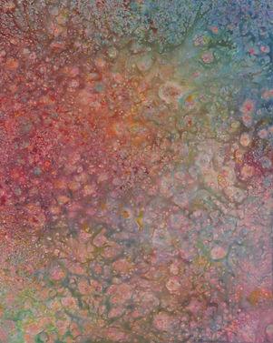 Internal L. Universe Series 109, 91cm x