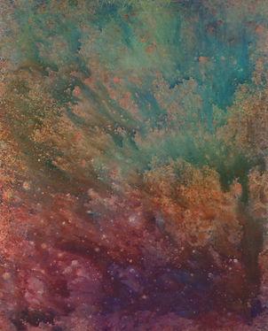 Internal L. Universe Series 47, 162cm x