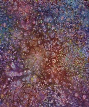 Internal L. Universe Series 97, 72.7cm x