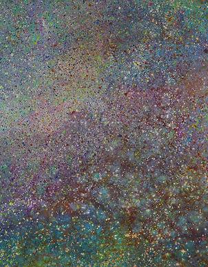 Internal L. Universe Series 17, 116.8cm