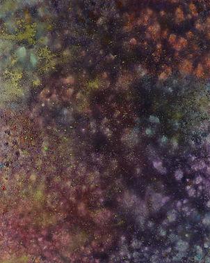 Internal L. Universe Series 31, 91cm x 7