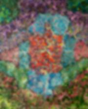 Internal Landscape Series 33, 152cm x 122cm, Acrylic on Canvas, 2016