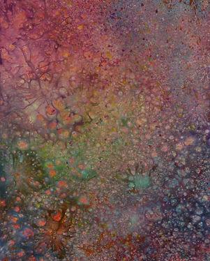 Internal L. Universe Series 96, 100cm x