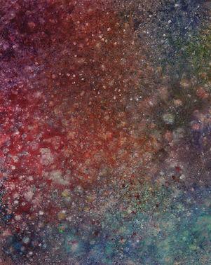Internal L. Universe Series 84, 91cm x 7