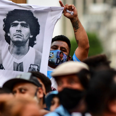 The Power and Politics of Diego Maradona | By Priyasmita dutta