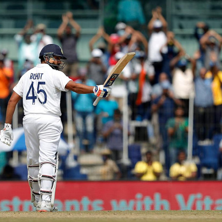 India stands colossal against Root & Co | by om mishra