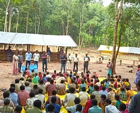 Civil Service Officer sets up residential school in a remote village | by rachana