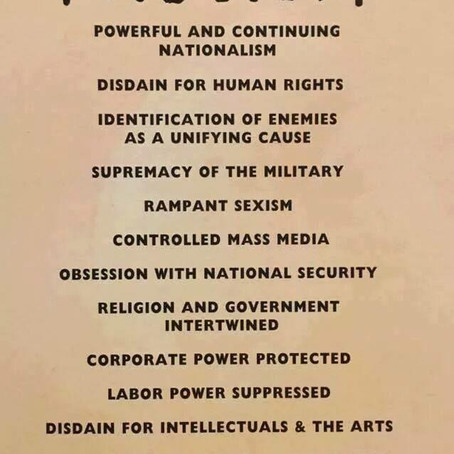 Fascists of World's most celebrated Democracies | by priyasmita dutta