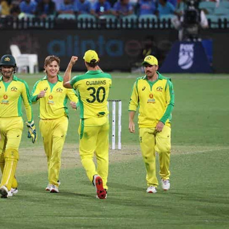 Aussies clinch the series title with a 2-0 lead | Om Mishra