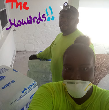 Howards Anthony & Erica Picture working