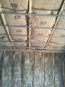 R30 in ceiling and R1315 in Wall