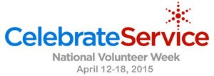 National Volunteer Week A Success!